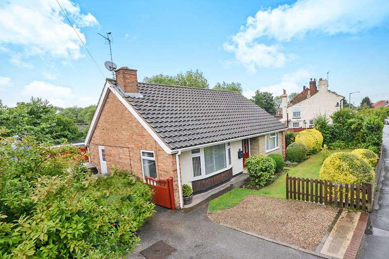 2 Bedrooms Detached Bungalow for sale in Moor Lane, York, YO24