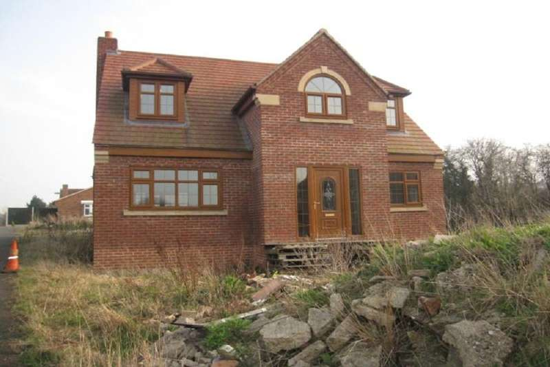 4 Bedrooms Detached House for sale in Station Court, South Anston, Sheffield, S25