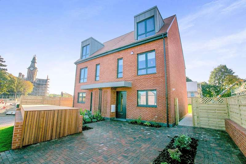 3 Bedrooms Terraced House for sale in The Constance Barnes Village Off Kingsway, Cheadle, SK8