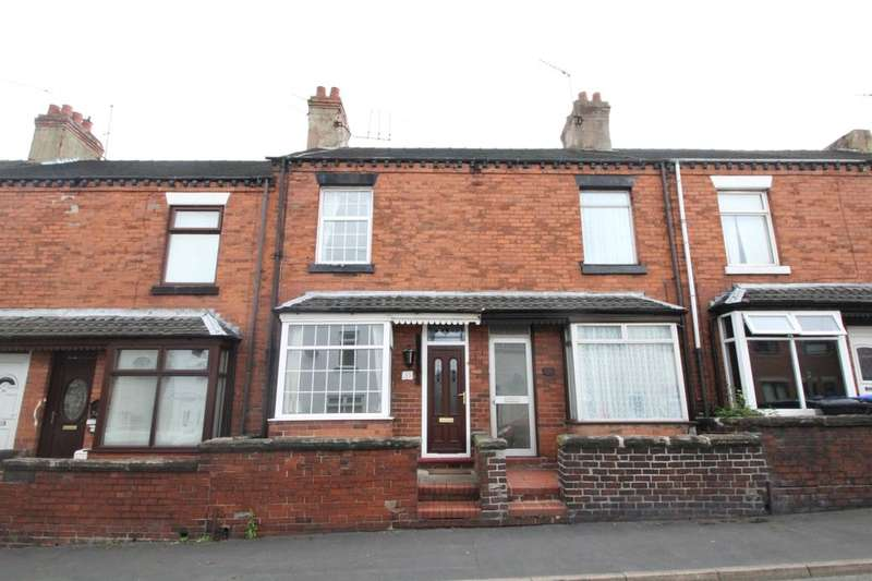 2 Bedrooms Terraced House for sale in John Street, Biddulph, Stoke-On-Trent, ST8