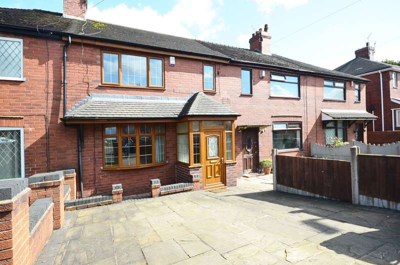 3 Bedrooms Terraced House for sale in Bartholomew Road, ST3 5NP