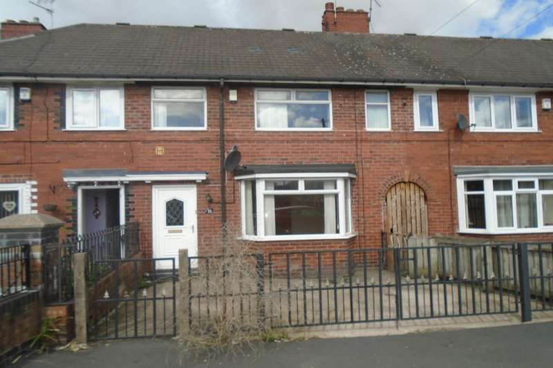 3 Bedrooms Terraced House for sale in Winrose Garth, Leeds, LS10