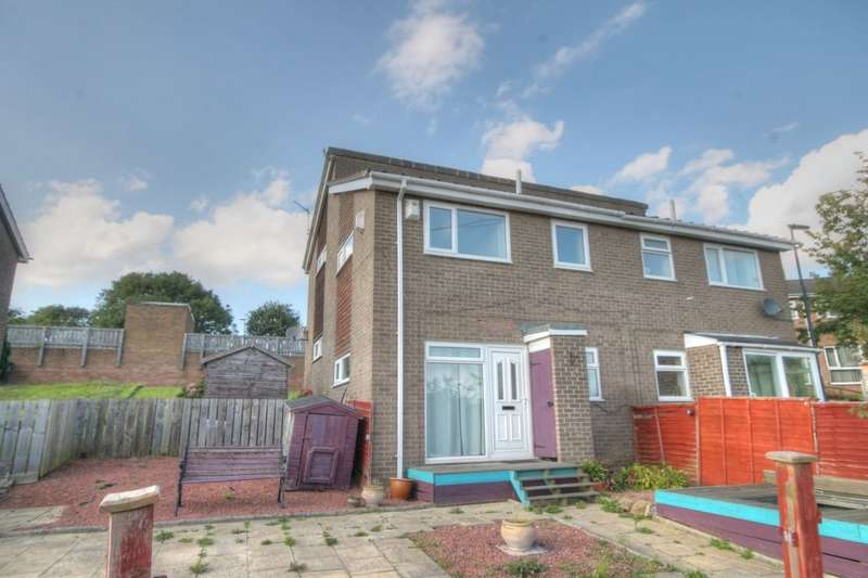 1 Bedroom Property for sale in Ellington Close, West Denton Park, Newcastle Upon Tyne, NE15