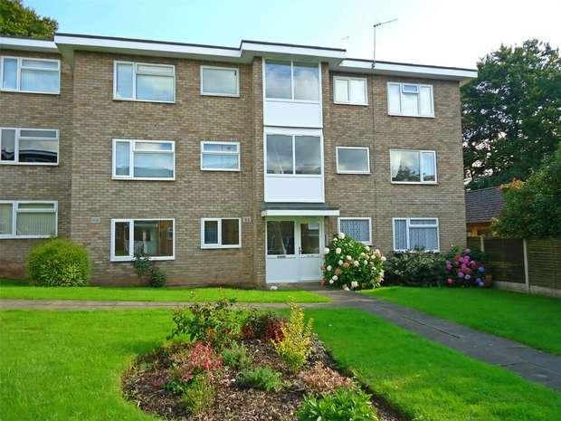 2 Bedrooms Flat for sale in Simon Close, Attleborough, Nuneaton, Warwickshire