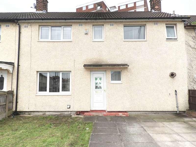 4 Bedrooms Terraced House for sale in Medbourne Crescent, Southdene