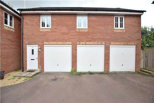 1 Bedroom Property for sale in The Forge, Hempsted, GLOUCESTER, GL2 5GH