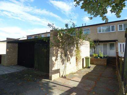 3 Bedrooms Terraced House for sale in Downs Barn Boulevard, Downs Barn, Milton Keynes, Buckinghamshire