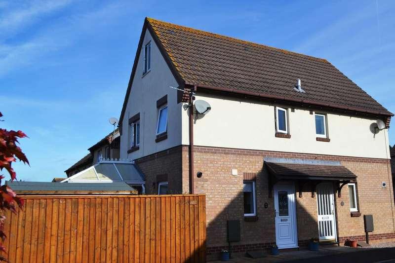 3 Bedrooms End Of Terrace House for sale in Brackendale, Exmouth