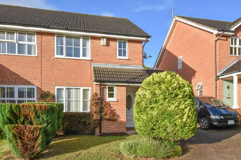 3 Bedrooms Semi Detached House for sale in St Christopher`s Place, Oxford