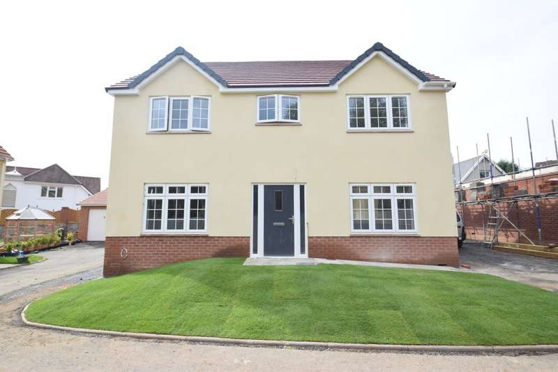 4 Bedrooms Detached House for sale in 4 Leckwith Drive, Bridgend, Bridgend County Borough, CF31 4DH.