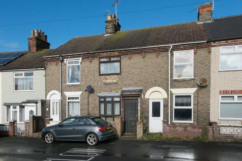 2 Bedrooms Terraced House for sale in Burnt Lane, Gorleston