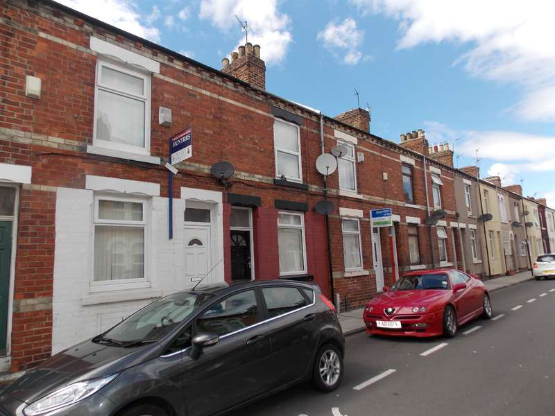 2 Bedrooms Terraced House for sale in Portman Street, Middlesbrough, TS1 4DQ