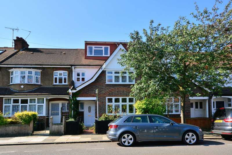 5 Bedrooms Terraced House for rent in Greenend Road, Chiswick, W4