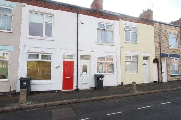 2 Bedrooms Terraced House for sale in Western Road, Leicester