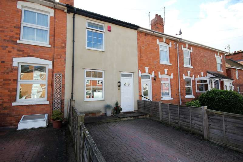 3 Bedrooms Terraced House for sale in Victoria Street, Worcester, WR3