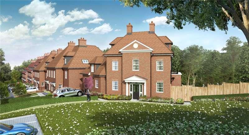 5 Bedrooms Detached House for sale in Elmbank, Barnet Road, Arkley, EN5