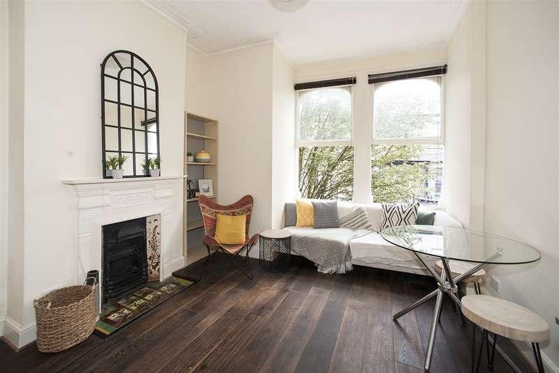 1 Bedroom Flat for sale in Hetley Road, Shepherd's Bush