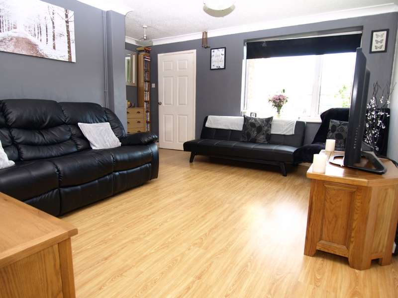 3 Bedrooms End Of Terrace House for sale in Holland Way, Newport Pagnell, Buckinghamshire