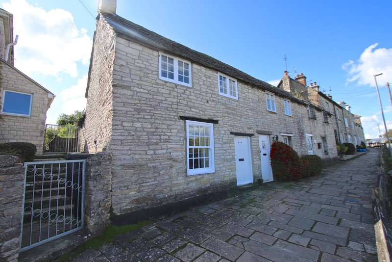2 Bedrooms Terraced House for sale in HIGH STREET, SWANAGE
