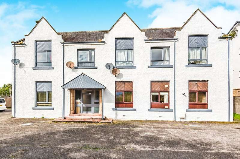1 Bedroom Flat for sale in Cromlet Court, Invergordon, IV18