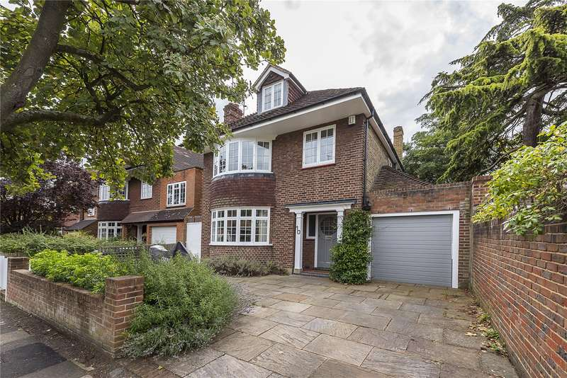 6 Bedrooms Detached House for sale in Clare Lawn Avenue, East Sheen, SW14