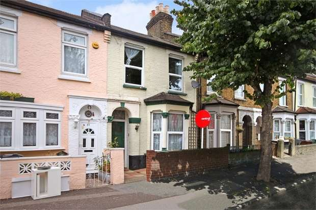 2 Bedrooms Terraced House for sale in Hartington Road, Walthamstow, London