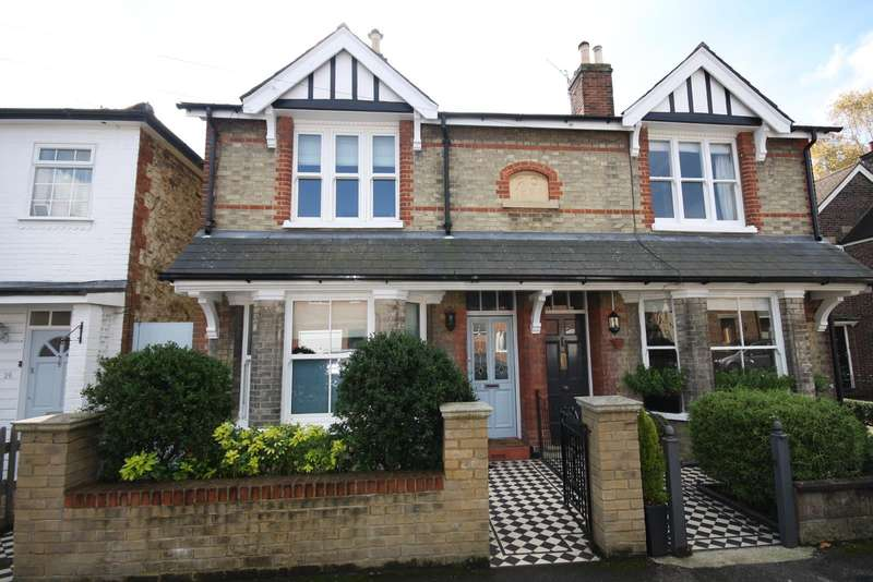4 Bedrooms House for sale in South Albert Road, Reigate