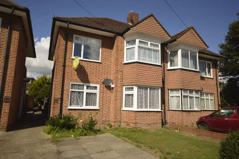 2 Bedrooms Flat for sale in Amesbury Road, Hanworth, Feltham, TW13