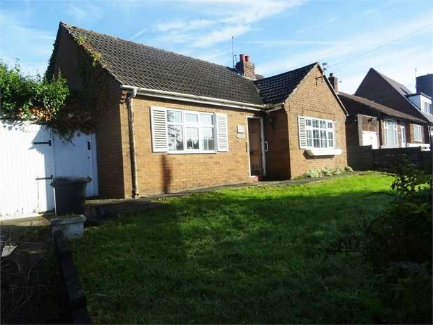 2 Bedrooms Detached Bungalow for sale in Birleywood, Skelmersdale, Lancashire