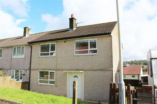 3 Bedrooms End Of Terrace House for sale in Derwentwater Road, Whitehaven, Cumbria