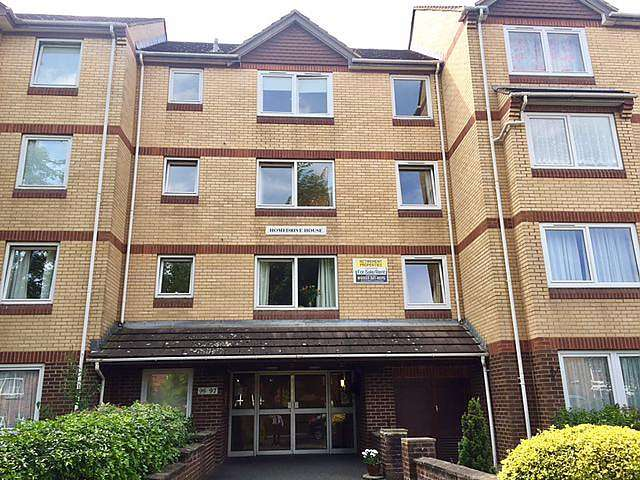 1 Bedroom Flat for rent in Homedrive House, Hove