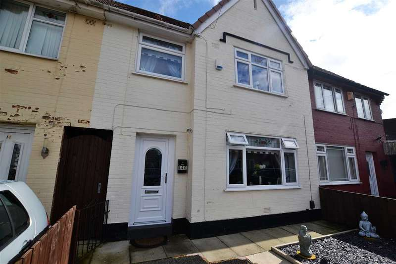 3 Bedrooms Terraced House for sale in Pennard Ave, huyton