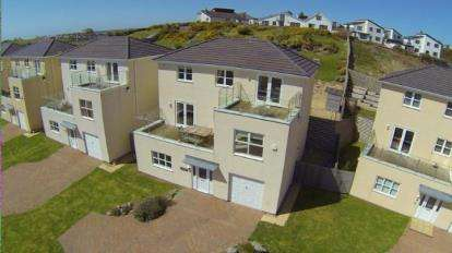 5 Bedrooms Detached House for sale in The Rise, Trearddur Bay, Holyhead, Anglesey, LL65