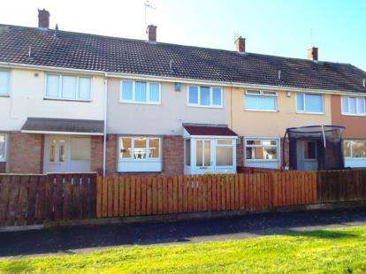 3 Bedrooms Terraced House for sale in Coach Road Estate, Washington, Tyne and Wear, NE37