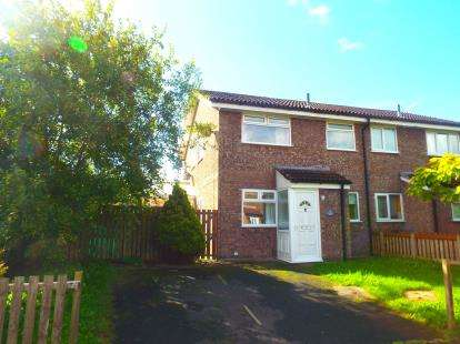 1 Bedroom Semi Detached House for sale in Stonehaven Drive, Fearnhead, Warrington, Cheshire