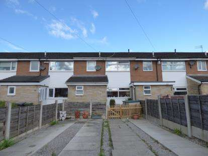 3 Bedrooms Terraced House for sale in Victoria Street, Newton, Hyde, Greater Manchester