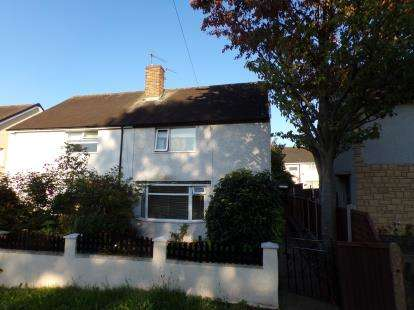 3 Bedrooms Semi Detached House for sale in Walcot Green, Clifton, Nottingham, Nottinghamshire