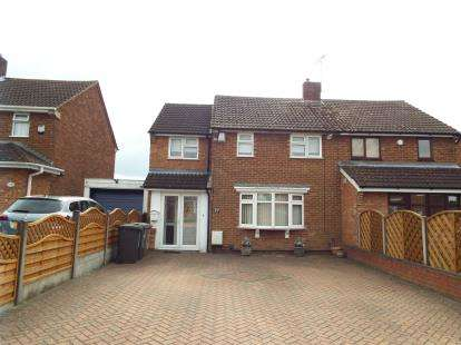 3 Bedrooms Semi Detached House for sale in Green Lane, Luton, Bedfordshire