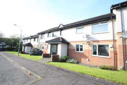 2 Bedrooms Flat for sale in Daniel McLaughlin Place, Kirkintilloch, Glasgow, East Dunbartonshire