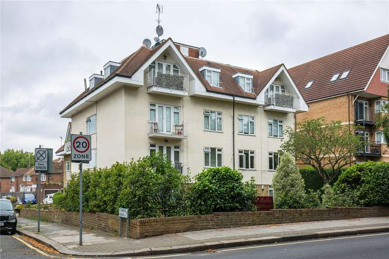 2 Bedrooms Apartment Flat for sale in The Hollies, 68 Hendon Lane, Finchley, London, N3