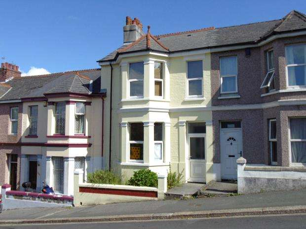 4 Bedrooms Terraced House for sale in Lipson Road, Plymouth, Devon