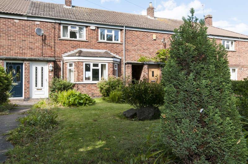 3 Bedrooms Terraced House for sale in Lockington Lane, Hemington