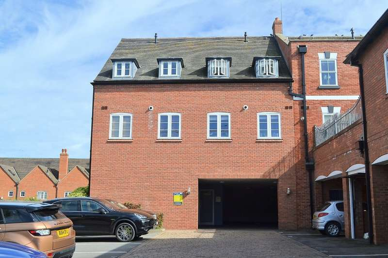 1 Bedroom Flat for sale in Sandford Street, LICHFIELD, WS13