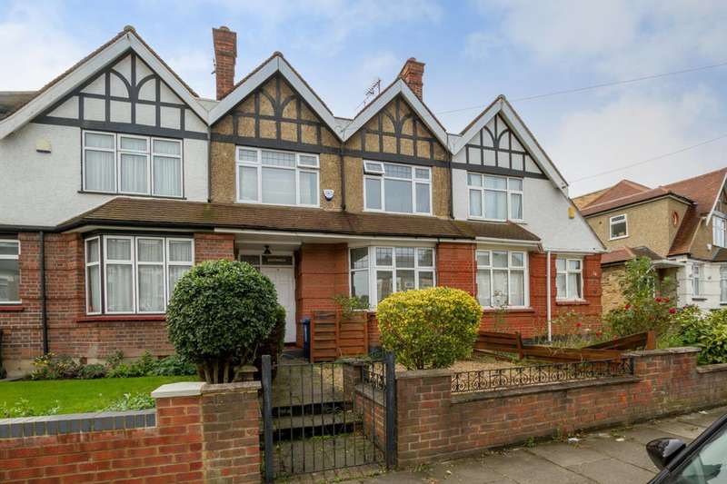 3 Bedrooms Terraced House for sale in Brunswick Avenue, Brunswick Park, N11