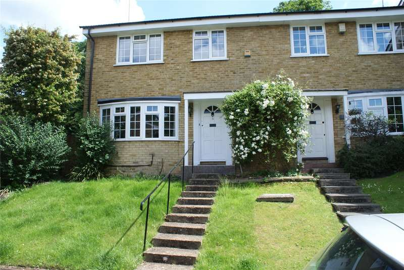 4 Bedrooms End Of Terrace House for sale in Parkway, Weybridge, Surrey, KT13