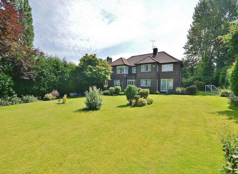 6 Bedrooms Detached House for sale in Barcheston Road, Cheadle