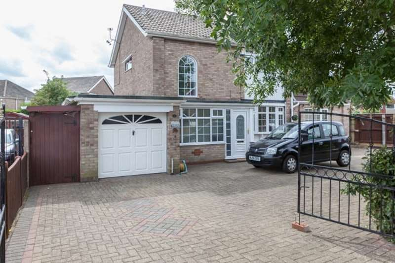3 Bedrooms Detached House for sale in Aldrich Road, Cleethorpes, Lincolnshire, DN35
