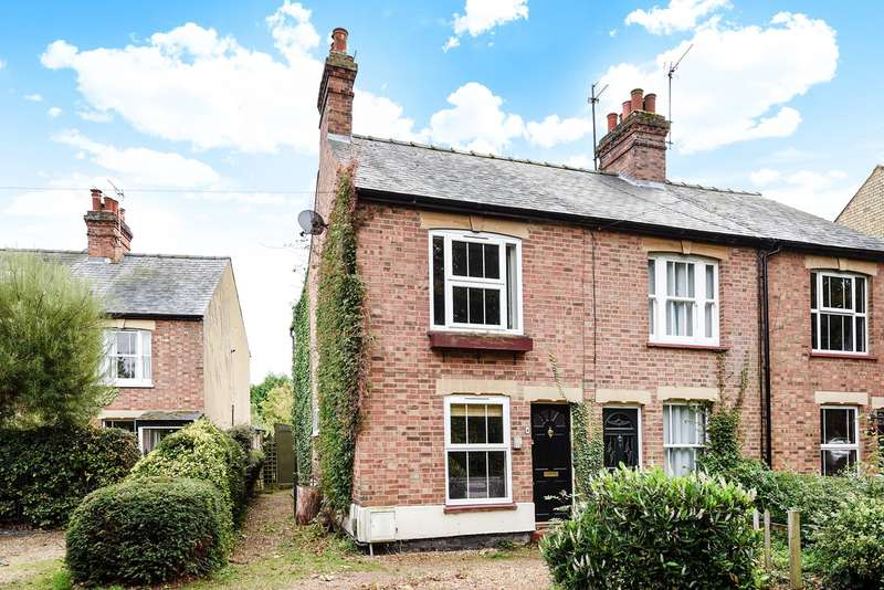 2 Bedrooms End Of Terrace House for sale in Chambers Lane, Ickleford, Hitchin, SG5
