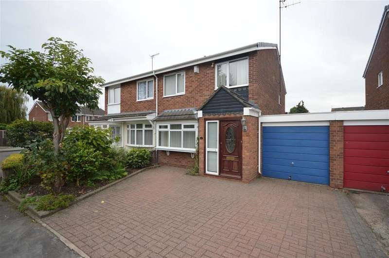 3 Bedrooms Semi Detached House for sale in Tyne Close, Birmingham