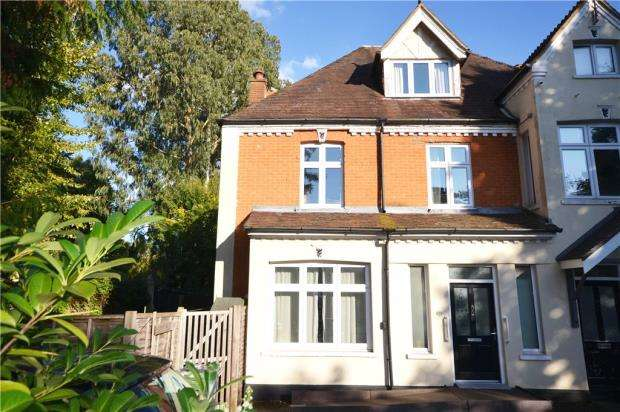 4 Bedrooms Semi Detached House for sale in London Road, Bagshot, Surrey